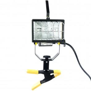 Sunlite 04371 QF150 Clamp On Halogen Work Light Lamp