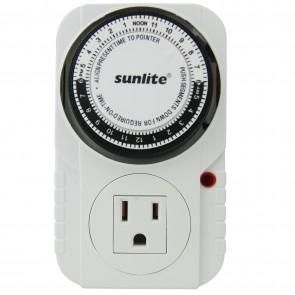 Sunlite 05003 T200  24 Hour (1725W Max) Heavy-Duty Appliance Timer