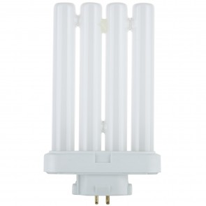 Sunlite 05770 FML27/30K/CD1 27 Watt FML 4-Pin Quad Tube GX10Q-4 Base Plugin Light Bulb, Warm White