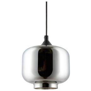 "Sunlite 07020 TG/PD/SP/9 9"" Tinted Glass Sphere Pendant Vintage Antique Style Fixture"