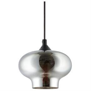 "Sunlite 07024 TG/PD/SP/7 7"" Tinted Glass Sphere Pendant Vintage Antique Style Fixture"