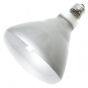Sylvania 15292  65BR/FL-130V 65 Watt 130 Volt BR40 Incandescent, Medium (E26) Base, Warm White 2850K