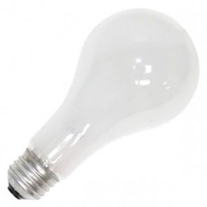 Sylvania 15543  200A21-130V 200 Watt 130 Volt A21 Incandescent, Medium (E26) Base, Warm White 2850K