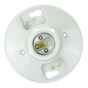 Sunlite 20100 E196 Porcelain Lamp Holder