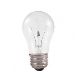 Bulbrite 104125 25A15C 25 Watt Incandescent  A15 Fan Bulb, Medium Base, Clear