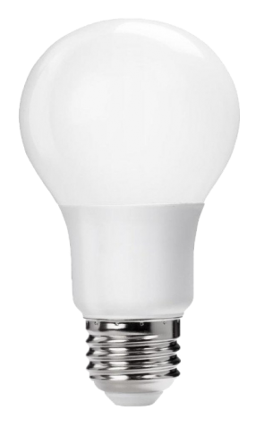 Goodlite 19757 A19/11W/LED/D/30k LED A19 75 Watt Equivalent Dimmable Warm White 3000K