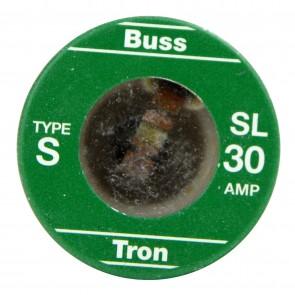 Sunlite 37215 SL30/4PK 30 Amp Rejection Base Fuse, 4 Pack