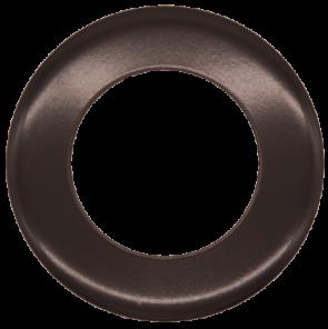 Goodlite 48375 T4/R/COVER/BRONZE Round Slim Shape ,Bronze Finish,4 Inch  Trim Replacement