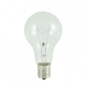 Bulbrite 104241 40A15C/E17 40 Watt Incandescent A15 Fan Light, Intermediate Base, Clear