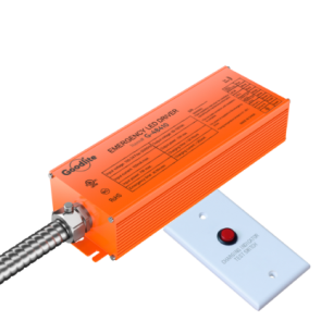 Goodlite 48411  Dimmable,30W,120/277v,Emergency LED Driver