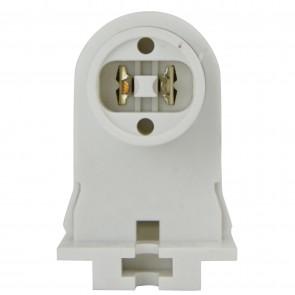 Sunlite 50865 E805  1-811H T8/T12 Linear Fluorescent Male High Output Push Up Socket