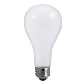 Bulbrite 102150 50/150 3-Way Incandescent  A21, Medium Base, Warm White