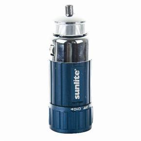Sunlite 51002 ELE/FL/LCR/CD  LED Rechargeable Mini Flashlight