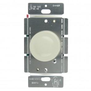 Sunlite 55000 E1000/I  Rotary Dimmer, Ivory