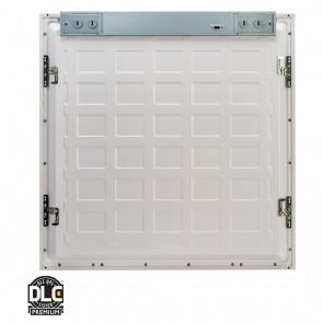 Topaz 74326 F-L22/35/CTS/D/BL-86 35 Watts 2X2 LED Flat Panel CCT Selectable 3500K   4000K   5000K