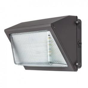Topaz 74524 F-WP-40W/50K/BZ/EM 40 Watts Wall Packs With Emergency Backup 5000K Bright White