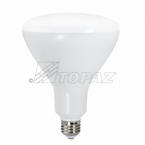 Topaz 78932 LBR40/11/830/D-46 11.5 Watts E26 Base Br40 Shape     LED Indoor Reflectors  3000K Warm White