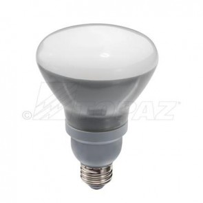 Topaz 79548 CF15/R30/50/DIM   ,15 Watts R30 Shape  Compact Fluorescent Light 5000K Bright White
