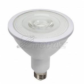 Topaz 79673 LP38/17/840/FL/D-46 16.5 Watts E26 Base Par38 Shape     LED  Lamp 4000K Cool White