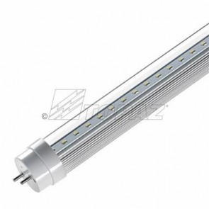 Topaz 79761 L3T8/50C/15/U/G4-75 15 Watts G13 Med Bi-Pin Base T8  Ballast Bypass Clear LED Linear  5000K Bright White