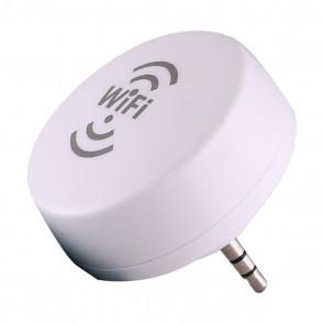 Satco 80-954 HI-PRO WIFI MODULE White Finish Wifi Control for use with Hi-Pro 360 Lamps
