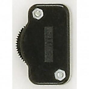 Satco 90-435 BROWN HI LO DIMMERSPT-1 , For 18/2 SPT-1, 120V, Brown Finish 200W Hi-Low Dimmer.