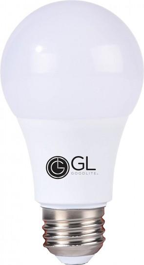 Goodlite 83352 A19/9/LED/50K LED A19 60 Watt Equivalent 5000K Super White Dimmable