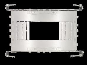 Goodlite 48318  R5-6/16W/R/LED/3CCT ,Multiple  construction plate
