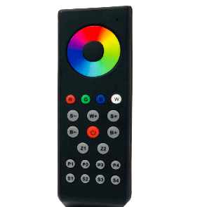 LightBlueUsa LB2819T100 Rf Rgbw Programmable Led Controller