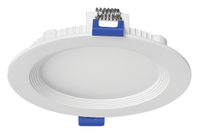 """Luxrite 23701 LED/MINI4/PANEL/40K/RD 10W Dimmable 4"""" Mini Round Panel COOL WHITE 4000K"""