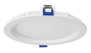 """Luxrite 23708 LED/MINI6/PANEL/50K/RD 12W Dimmable 6"""" Mini Round Panel BRIGHT WHITE 5000K"""