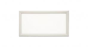 LightBlueUsa LB76260 25 Watts 12 X 24 Surface Mount LED Panel Light,Cool White 4000K
