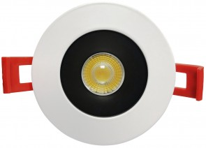 Luxrite LR23423 LED/URDL2/RFL/BK   Black Finish   Module Reflector Replacement