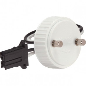 Satco S8999 S8999 GU24 Socket Adapter For Recessed Down Light