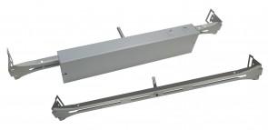 Luxrite AK40359 LED/SVL/48/GRIDMOUNT ,White Finish Grid Ceiling Mount LED Fixture,