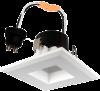 "Goodlite 20123 R3.5/9W/SQ/LED/50k LED 3"" Square Retrofit, Option of GU10 Base Adapter, Dimmble, 5000K Super White"